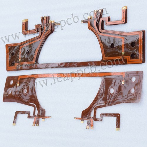 2 layer flexible circuit board