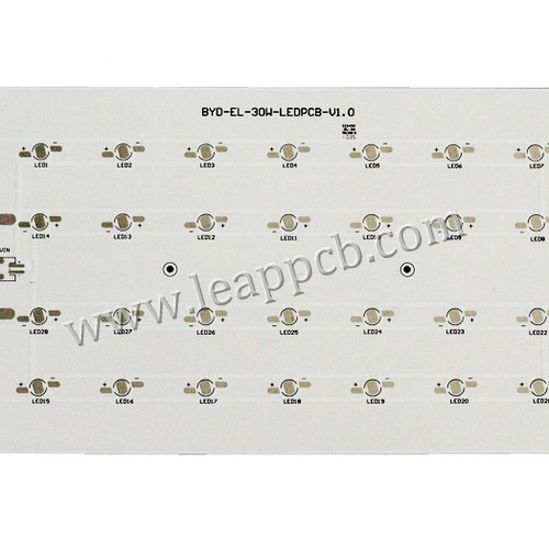 Automobile LED lights pcb board