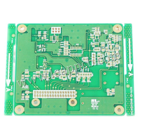 Automobile control pcb board