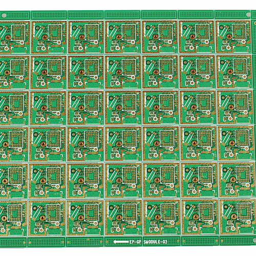 Automotive sensor pcb board