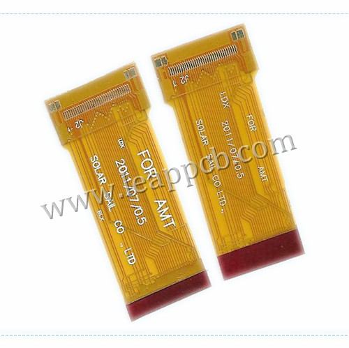 2 layer rigid flexible printed circuit