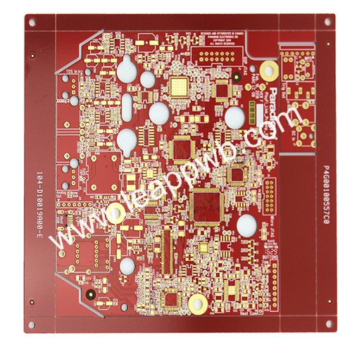 8 layer buried and blind hole pcb